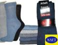 """30-paar-Sport-sokken-""""NAFT-5-pack-(ass-kleuren)"""